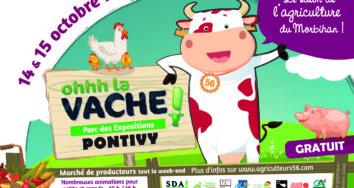 70x106 Ohh la vache