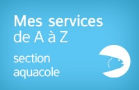Carte des services aquacole