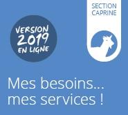 Carte des services | Section Caprine / Ovins lait