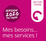 Mes besoins... mes services! Section ovine